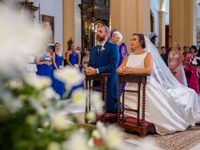La boda de Jose y Silvia en Chiclana De La Frontera, Cádiz 27