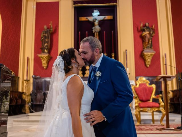 La boda de Jose y Silvia en Chiclana De La Frontera, Cádiz 29
