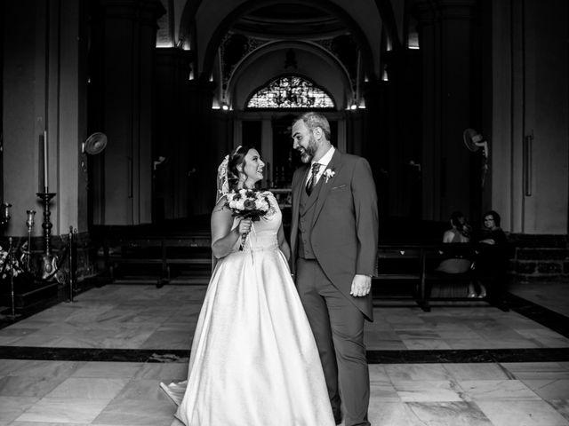 La boda de Jose y Silvia en Chiclana De La Frontera, Cádiz 30