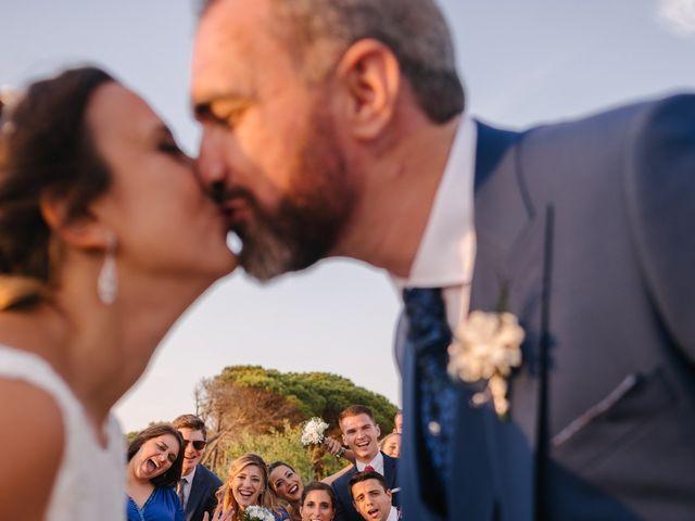La boda de Jose y Silvia en Chiclana De La Frontera, Cádiz 41