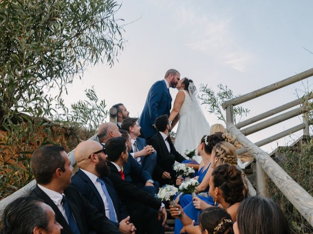 La boda de Jose y Silvia en Chiclana De La Frontera, Cádiz 1