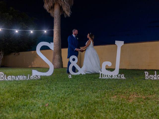 La boda de Jose y Silvia en Chiclana De La Frontera, Cádiz 43