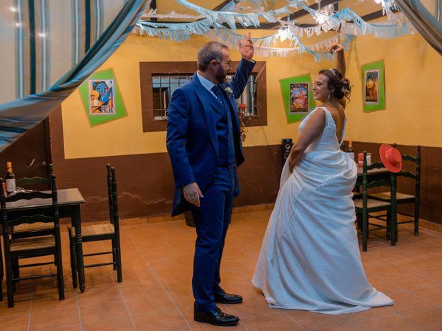 La boda de Jose y Silvia en Chiclana De La Frontera, Cádiz 45