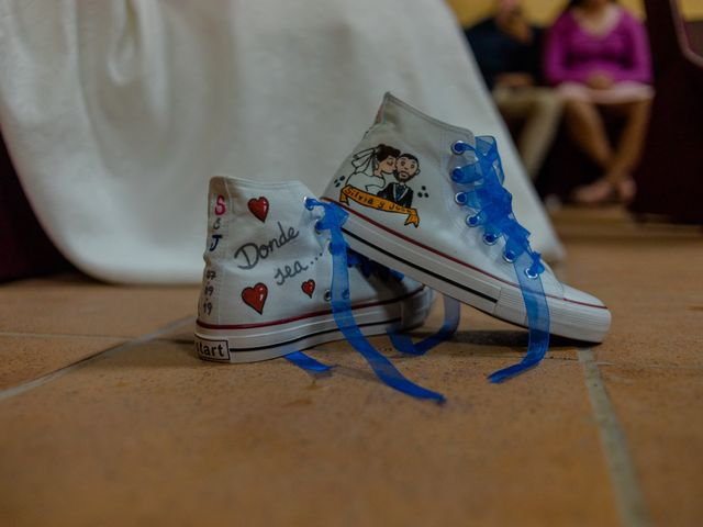 La boda de Jose y Silvia en Chiclana De La Frontera, Cádiz 46