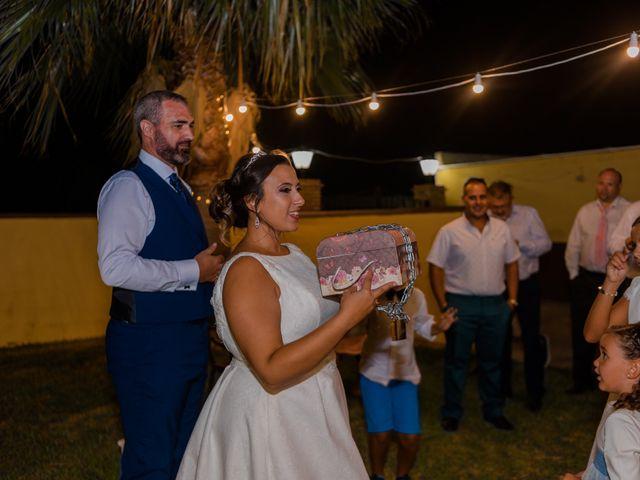 La boda de Jose y Silvia en Chiclana De La Frontera, Cádiz 50