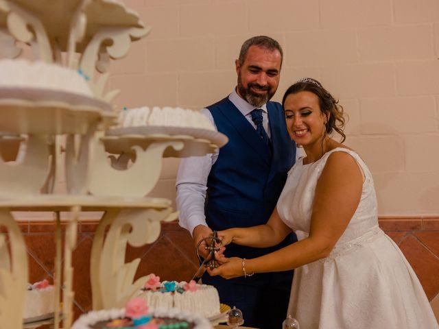 La boda de Jose y Silvia en Chiclana De La Frontera, Cádiz 51