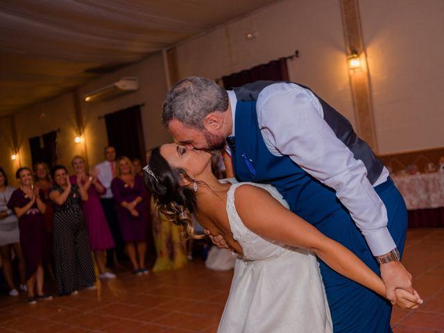 La boda de Jose y Silvia en Chiclana De La Frontera, Cádiz 55