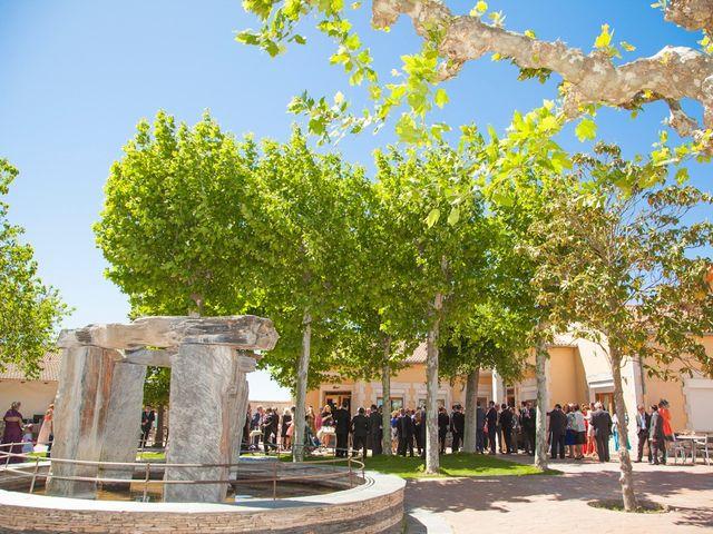 La boda de César y María en Cuellar, Segovia 39