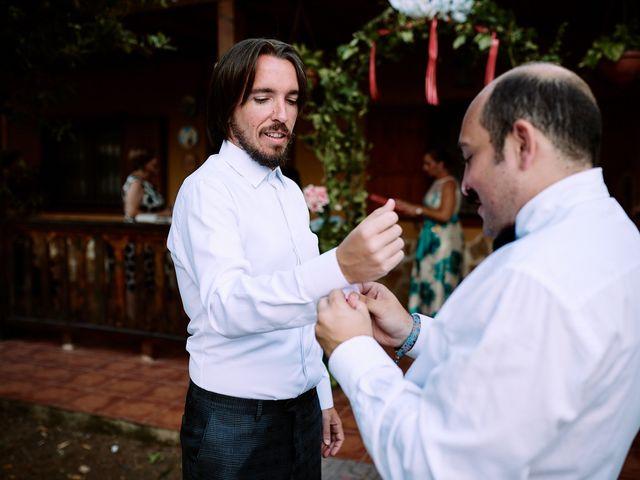 La boda de Ruben y Guiomar en Alacant/alicante, Alicante 14