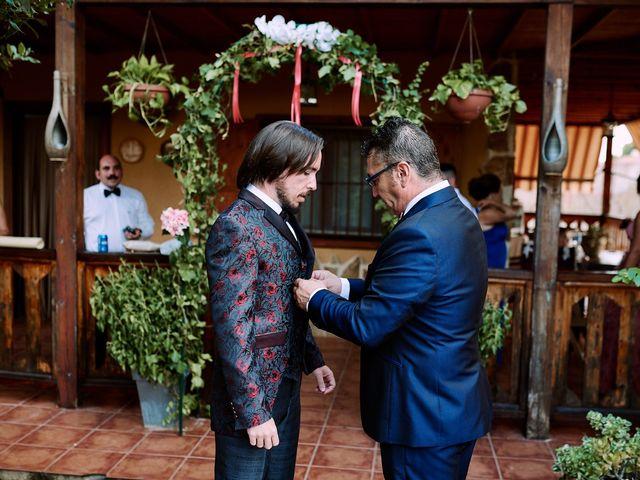 La boda de Ruben y Guiomar en Alacant/alicante, Alicante 15