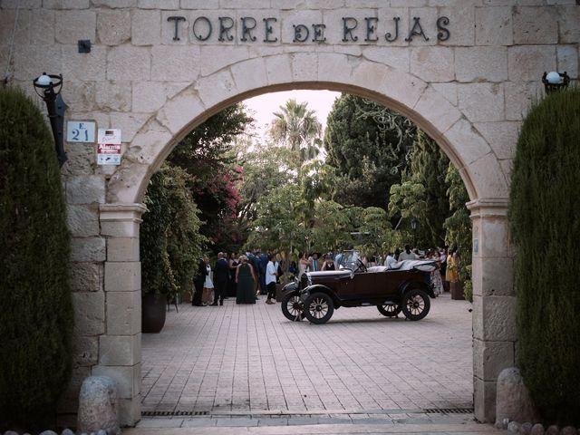 La boda de Ruben y Guiomar en Alacant/alicante, Alicante 20