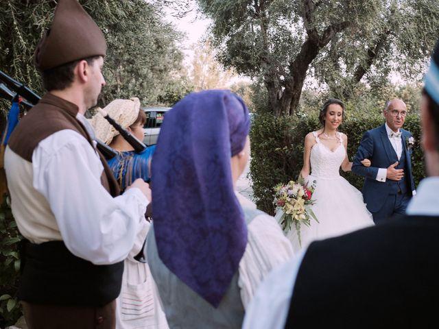 La boda de Ruben y Guiomar en Alacant/alicante, Alicante 22