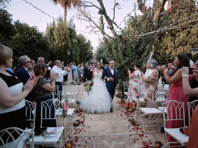 La boda de Ruben y Guiomar en Alacant/alicante, Alicante 23