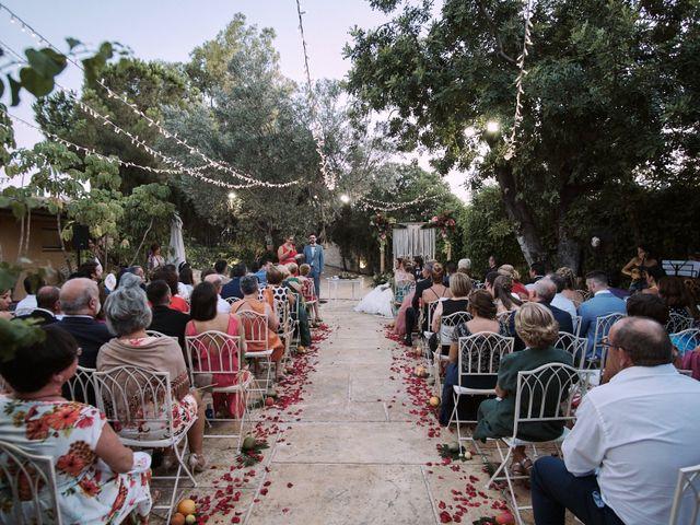 La boda de Ruben y Guiomar en Alacant/alicante, Alicante 25