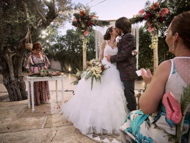 La boda de Ruben y Guiomar en Alacant/alicante, Alicante 27
