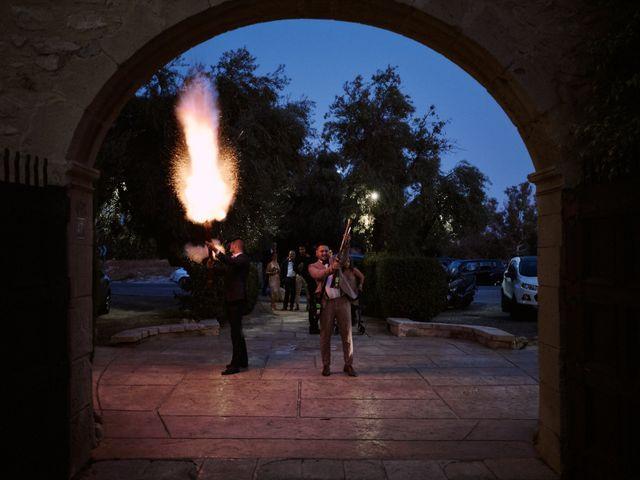 La boda de Ruben y Guiomar en Alacant/alicante, Alicante 28