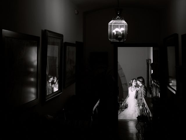 La boda de Ruben y Guiomar en Alacant/alicante, Alicante 31