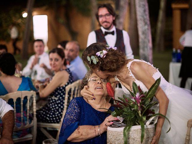 La boda de Ruben y Guiomar en Alacant/alicante, Alicante 35
