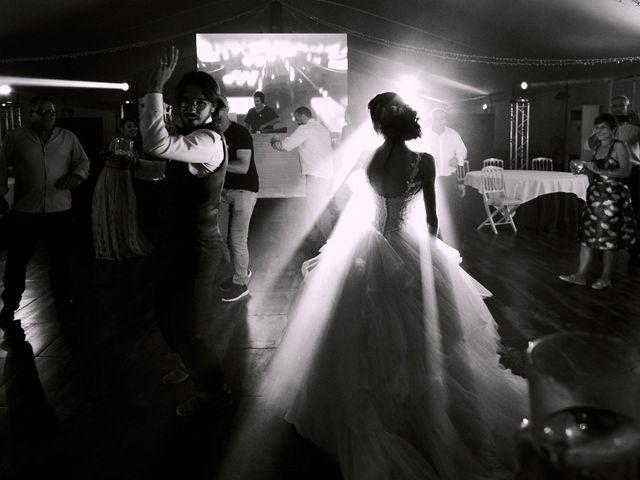 La boda de Ruben y Guiomar en Alacant/alicante, Alicante 41