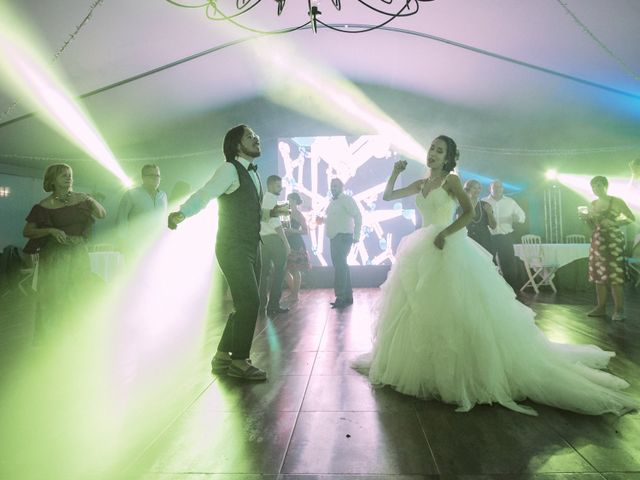 La boda de Ruben y Guiomar en Alacant/alicante, Alicante 2