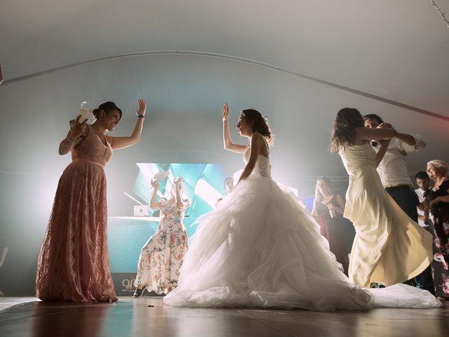 La boda de Ruben y Guiomar en Alacant/alicante, Alicante 45