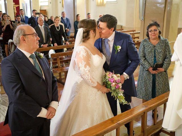 La boda de Enrique y Sofia  en Madrid, Madrid 21