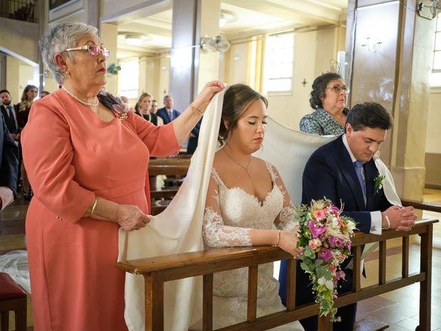 La boda de Enrique y Sofia  en Madrid, Madrid 23