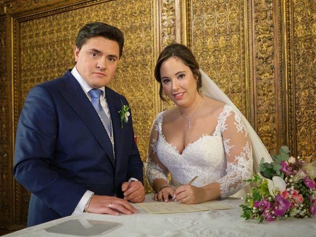 La boda de Enrique y Sofia  en Madrid, Madrid 1
