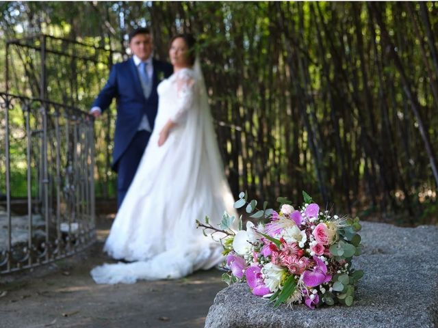La boda de Enrique y Sofia  en Madrid, Madrid 26