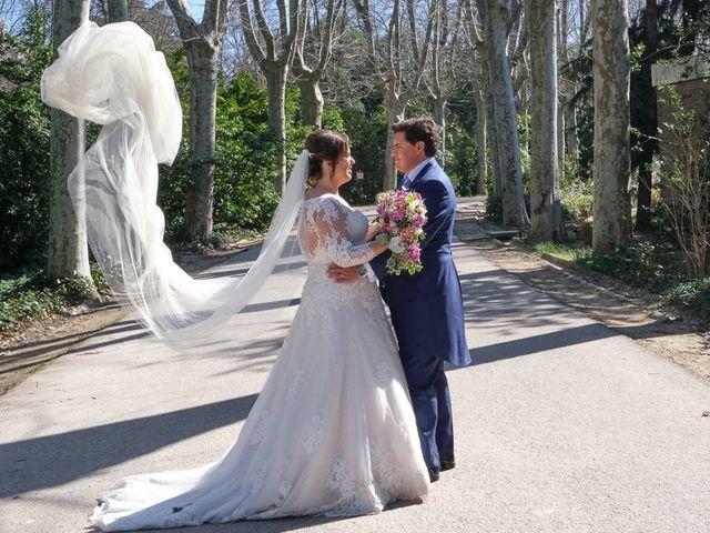 La boda de Enrique y Sofia  en Madrid, Madrid 28