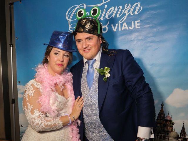 La boda de Enrique y Sofia  en Madrid, Madrid 37