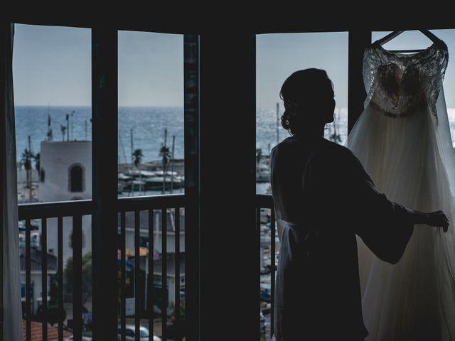 La boda de Oscar y Jennifer en Sitges, Barcelona 10