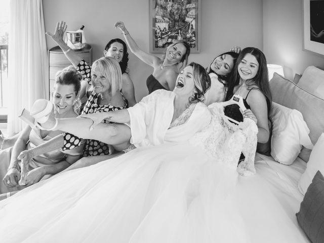 La boda de Oscar y Jennifer en Sitges, Barcelona 13
