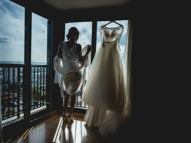 La boda de Oscar y Jennifer en Sitges, Barcelona 15