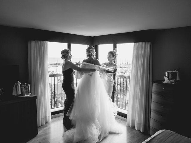 La boda de Oscar y Jennifer en Sitges, Barcelona 17