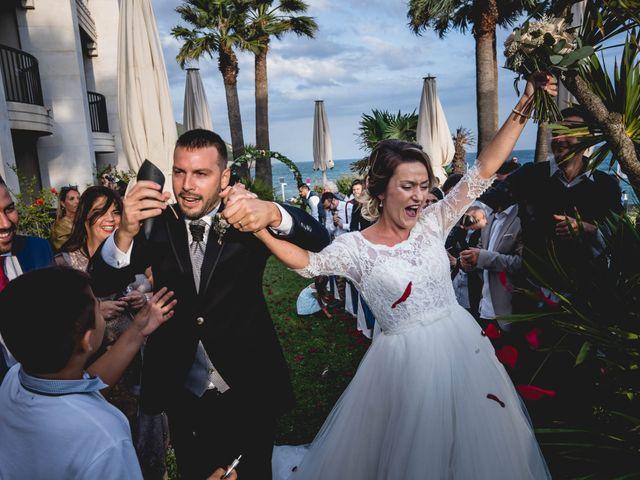La boda de Oscar y Jennifer en Sitges, Barcelona 28