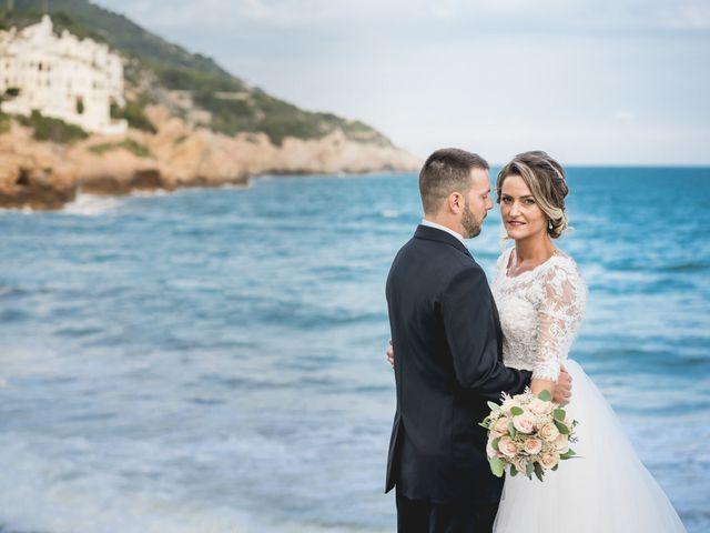 La boda de Oscar y Jennifer en Sitges, Barcelona 29