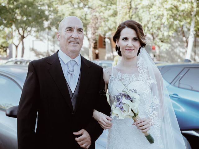 La boda de Ana y Rubén en Madrid, Madrid 13