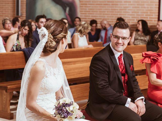 La boda de Ana y Rubén en Madrid, Madrid 15