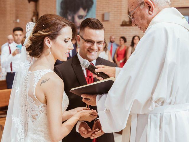 La boda de Ana y Rubén en Madrid, Madrid 17