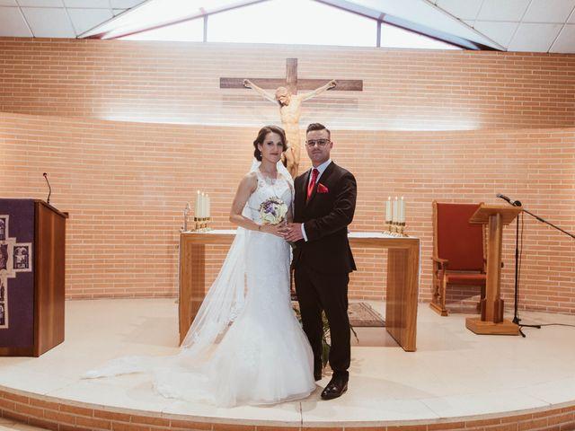 La boda de Ana y Rubén en Madrid, Madrid 20