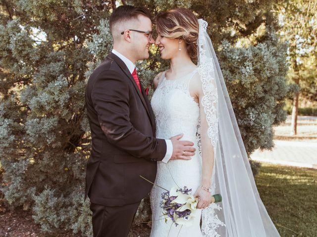 La boda de Ana y Rubén en Madrid, Madrid 26