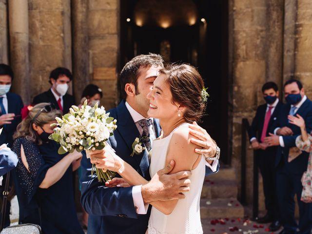 La boda de Diego y Isa en Santa Cruz De La Seros, Huesca 15