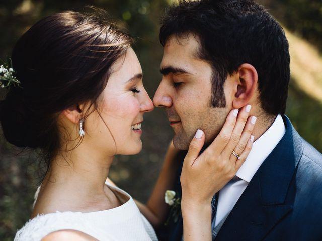 La boda de Diego y Isa en Santa Cruz De La Seros, Huesca 18