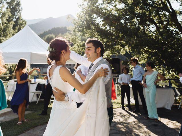 La boda de Diego y Isa en Santa Cruz De La Seros, Huesca 19
