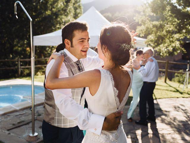 La boda de Diego y Isa en Santa Cruz De La Seros, Huesca 21