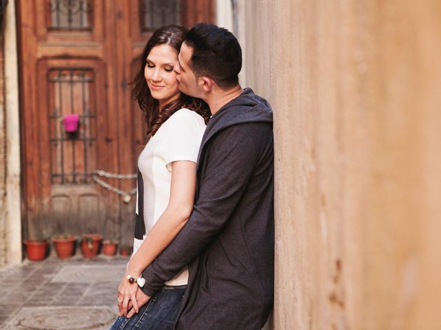 La boda de Carlos y Sheila en Alzira, Valencia 2