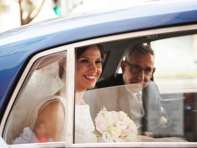 La boda de Carlos y Sheila en Alzira, Valencia 32