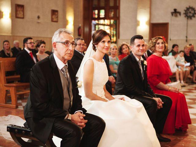 La boda de Carlos y Sheila en Alzira, Valencia 36
