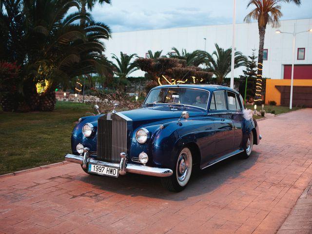 La boda de Carlos y Sheila en Alzira, Valencia 40